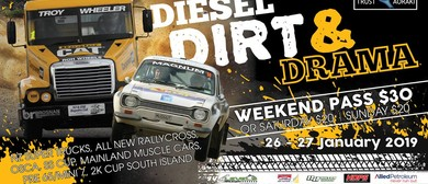 Diesel Dirt & Drama - NZ Super Trucks & More