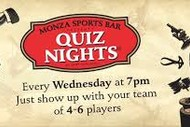 Image for event: Monza Quiz Nights