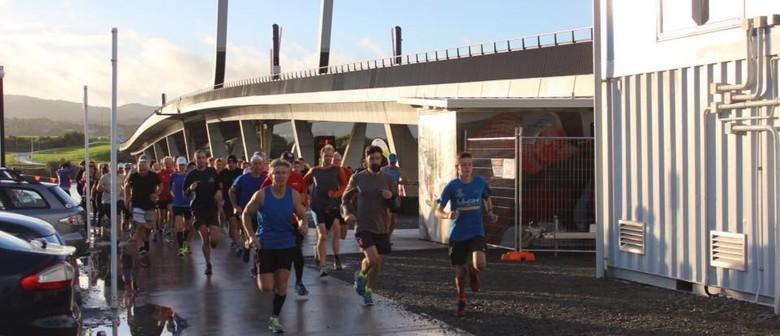 Whangarei Parkrun – Weekly Timed Run