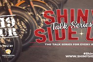 Image for event: Shiny Side Up Talk Series