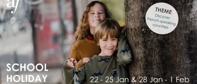 School Holiday Programme – January