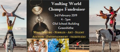 Wine Tasting & Silent Auction World Champs Fundraiser