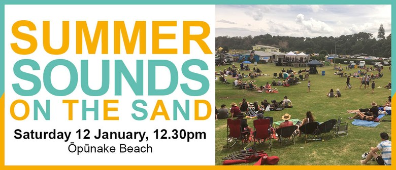 Summer Sounds On the Sand