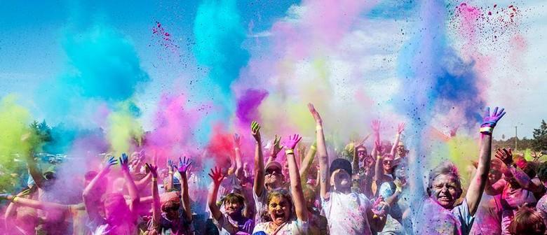 Rolleston Colour Fun Day