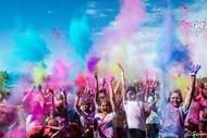Image for event: Rolleston Colour Fun Day