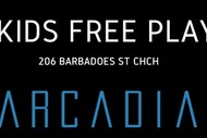 Image for event: Kids Arcade Free Play