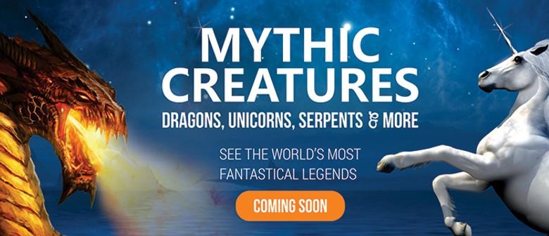 Mythic Creatures Exhibit