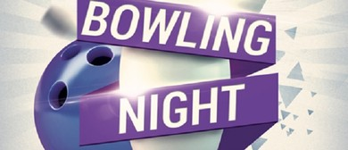 Bowling Night Fundraiser