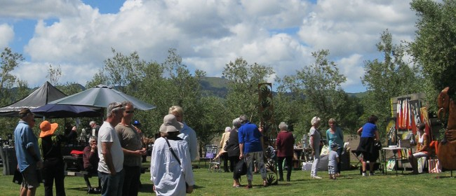 Art In the Olives Festival