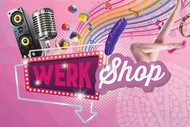 Image for event: WerkShop Open Mic