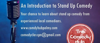 An Introduction to Stand-Up Comedy