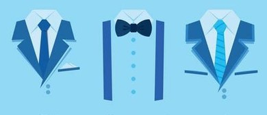 The Blue Tie Ball