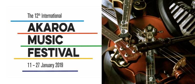 International Akaroa Music Festival - Ceiligh & Polonus
