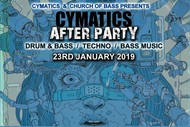 Image for event: Cymatics After Party