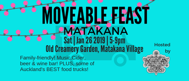 Moveable Feast Matakana