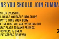 Image for event: Zumba with Del