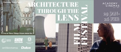Film Festival - Architecture Through the Lens