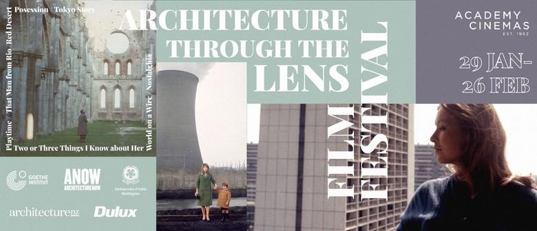 Film Festival - Architecture Through the Lens
