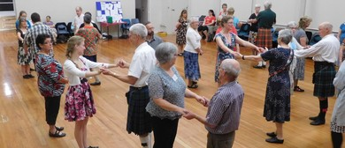 Scottish Country Dancing Beginners' Class
