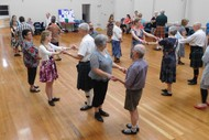 Image for event: Scottish Country Dancing Beginners' Class