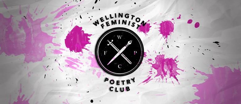 The Wellington Feminist Poetry Club: 2019