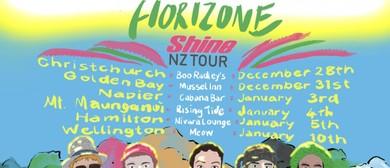 Horizone 'Shine' NZ Tour: CANCELLED