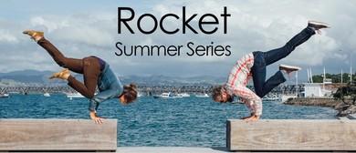 Summer Rocket Yoga Series