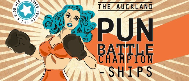 The Auckland Pun Battle Championships