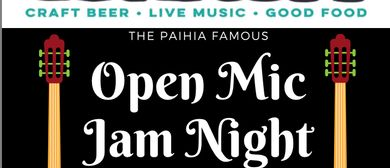 Open Mic - Jam Night