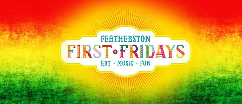 Featherston 1st Fridays: Rub & Dub