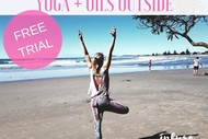 Image for event: Yoga + Oils