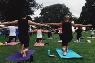 Image for event: Pilates In the Park