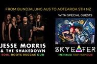 Image for event: Jesse Morris and the Shakedown + Sky Eater (AU)