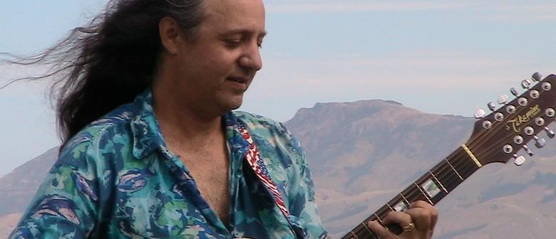Singer-Songwriter Alan Anderson