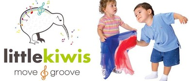 Little Kiwis Move & Groove Summer Sessions