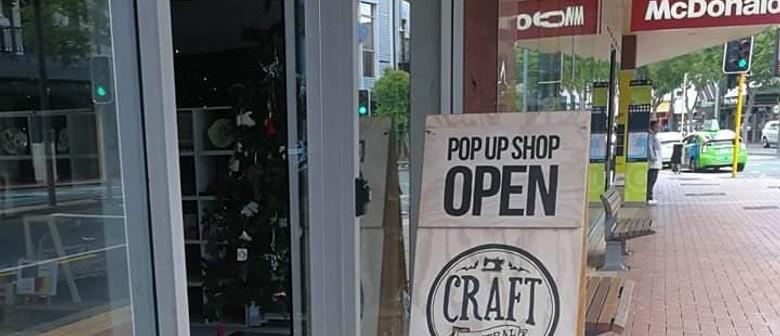 Craft Central Pop Up Shop
