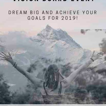 Vision Board Event - Start 2019 Gloriously