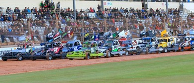 New Zealand Stock Car Championship - Qualifying Night