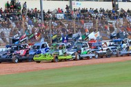Image for event: New Zealand Stock Car Championship - Qualifying Night