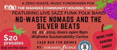 No-Waste Nomads & The Silver Beats Zero Waste Fundraiser