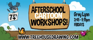 Afterschool Cartoon Workshop