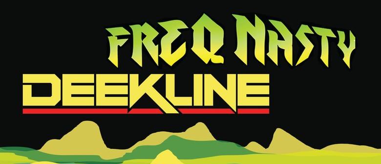 FreQ Nasty & Deekline (UK)
