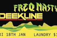 Image for event: FreQ Nasty & Deekline (UK)