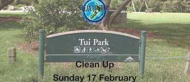 Tui Park Clean Up