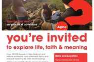 Image for event: Alpha Course