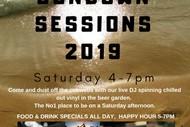 Image for event: The Sundown Sessions Summer 2019 - Live Vinyl DJ