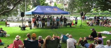 Folk In the Park Music Festival