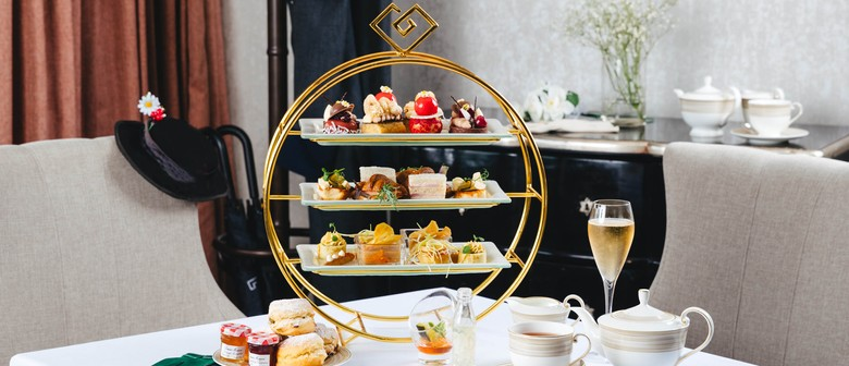 Disney's Mary Poppins Returns High Tea