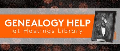 Genealogy Help