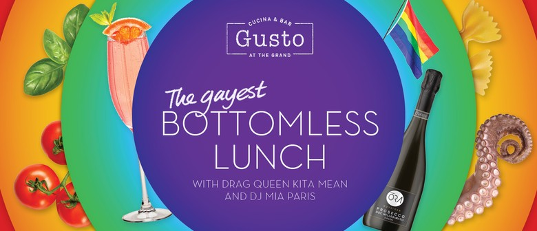 The Gayest Bottomless Lunch
